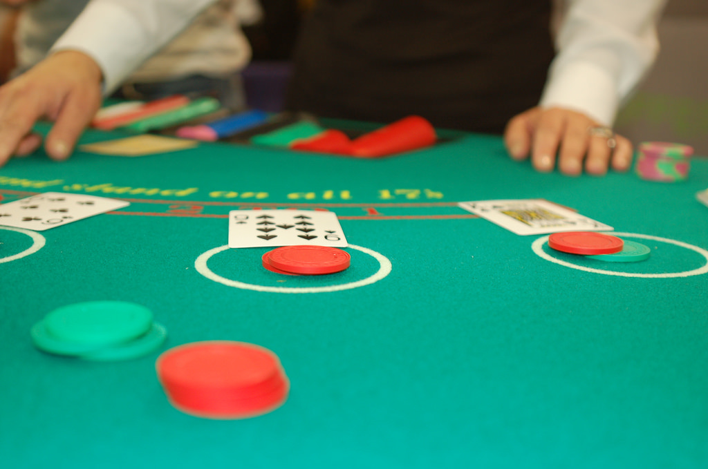 The rules of live blackjack are not that difficult to grasp. Strategy comes next, and takes a little linger to perfect.