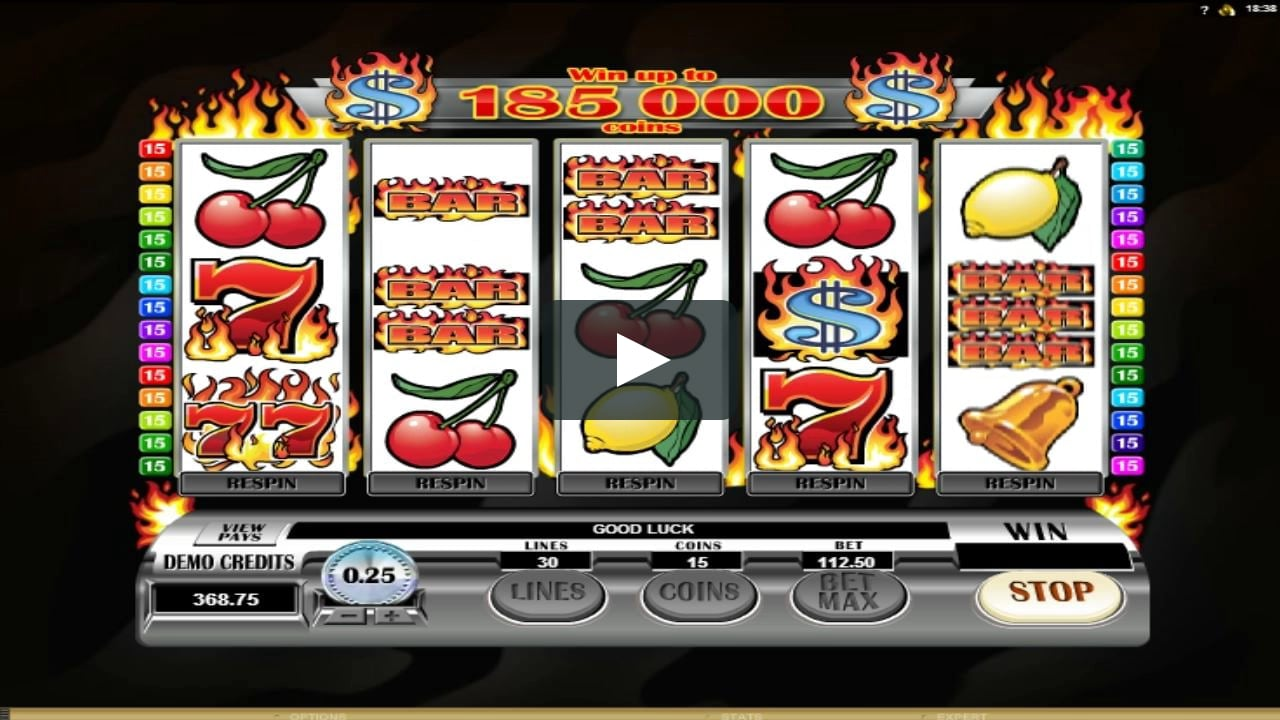 Free online video casino games