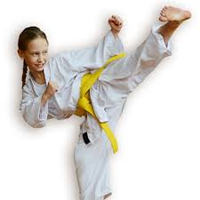 child training karate